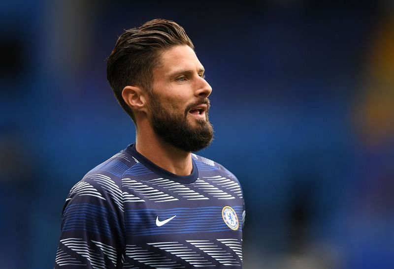 Giroud could potentially leave the club come summer
