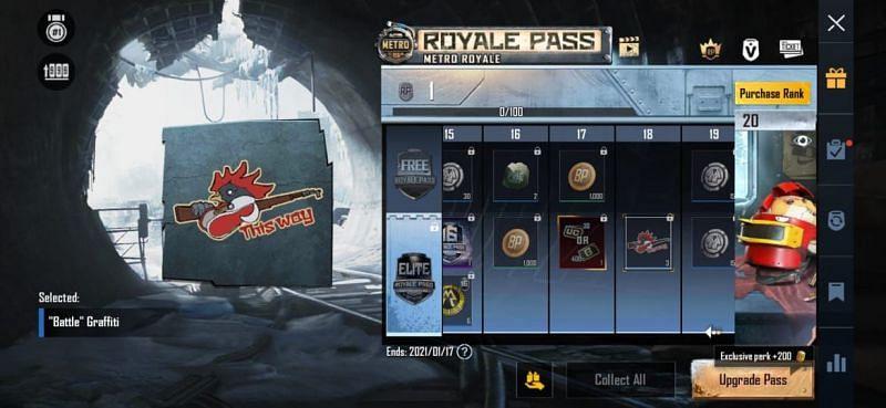 RP 18 - Reward