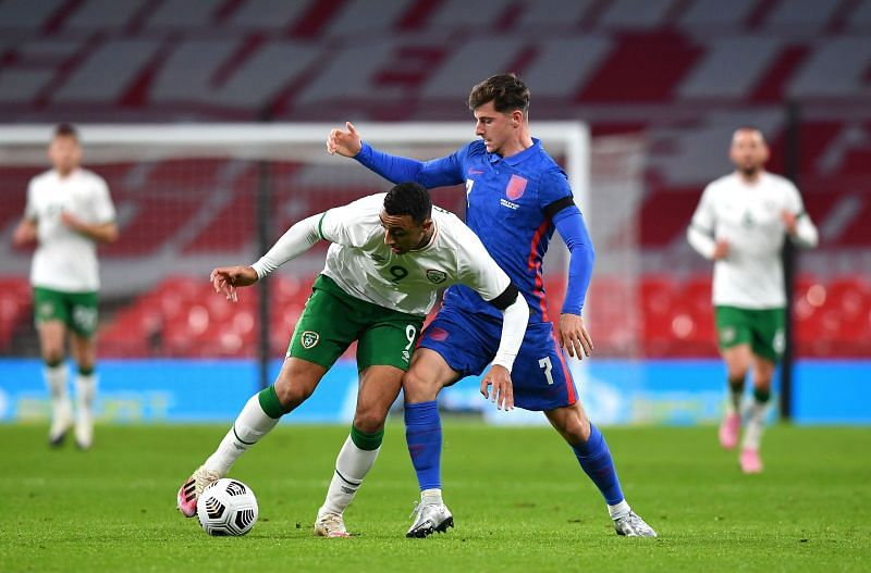 England looked more dynamic in attack due to Mason Mount