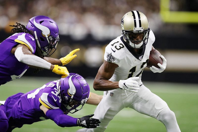 Would the Saints move superstar WR Michael Thomas this offseason?