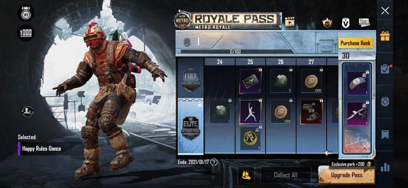 RP 25 - Reward