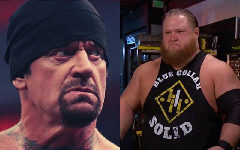 JBL on taking The Undertaker