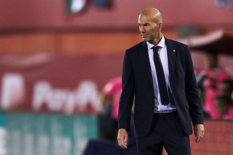Real Madrid are set to take on Inter Milan in the Champions League