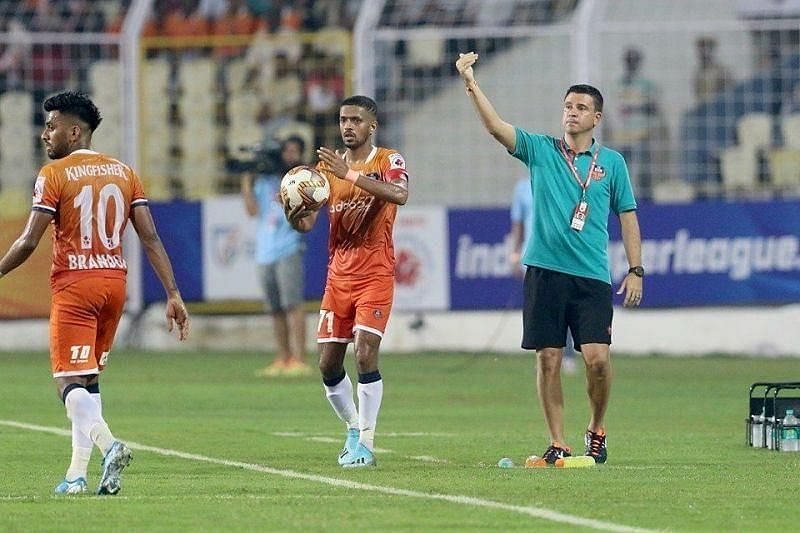 Mandar Rao Dessai is the highest capped player in the Indian Super League.