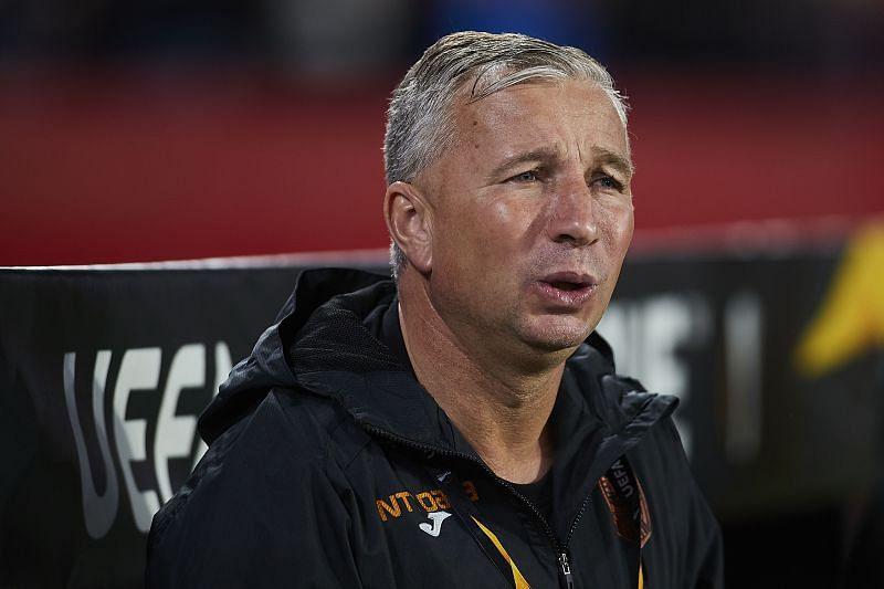 CFR Cluj manager Dan Petrescu