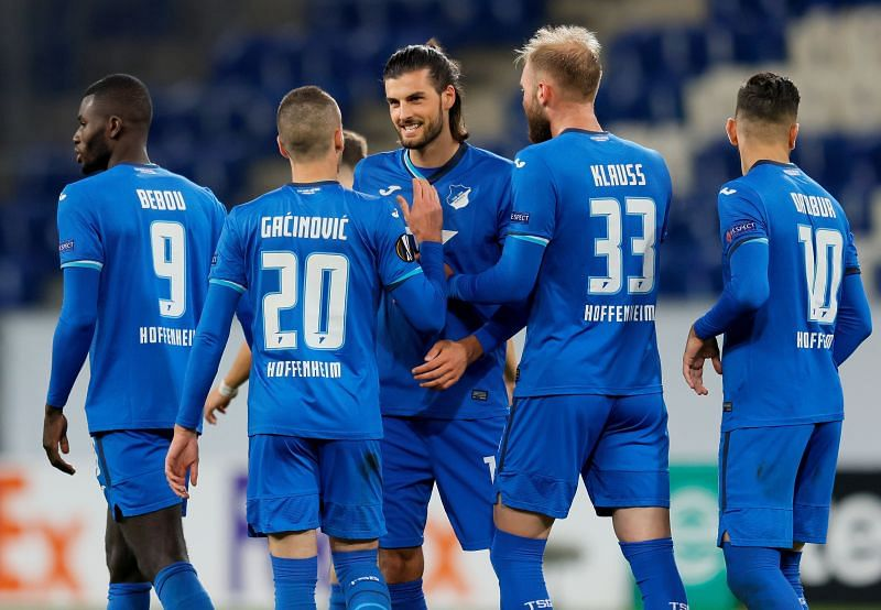 1899 Hoffenheim face off with VfB Stuttgart in the Bundesliga this weekend