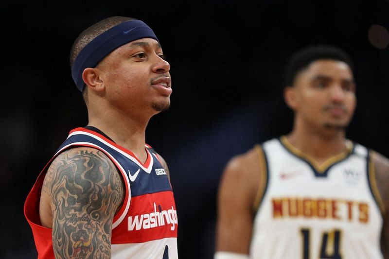 Denver Nuggets v Washington Wizards