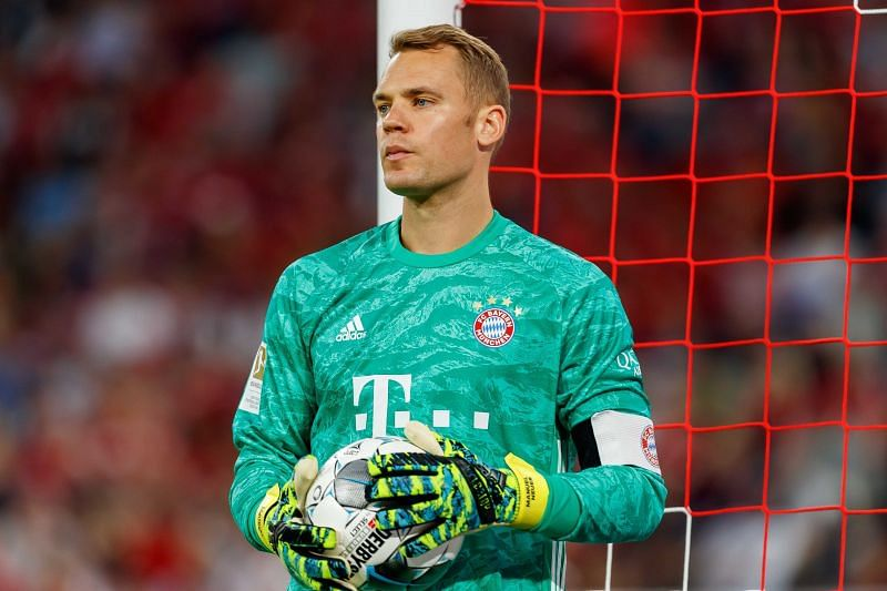 Manuel Neuer won the UEFA Goalkeeper of the Year award in the 2019-20 season.