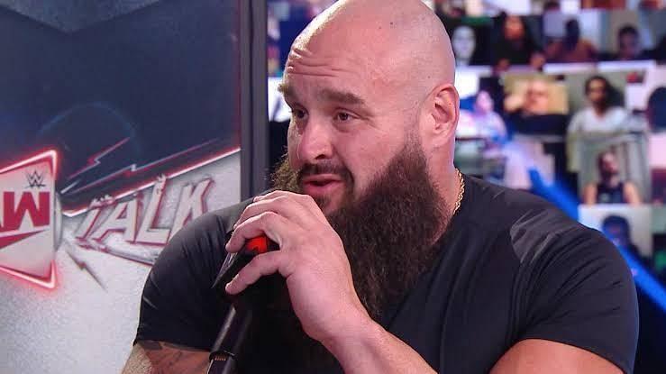 Braun Strowman Takes A Jab At NXT On Twitter Following
