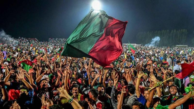 Mohun Bagan fans are protesting online against certain promotional policies taken up by ATK Mohun Bagan FC