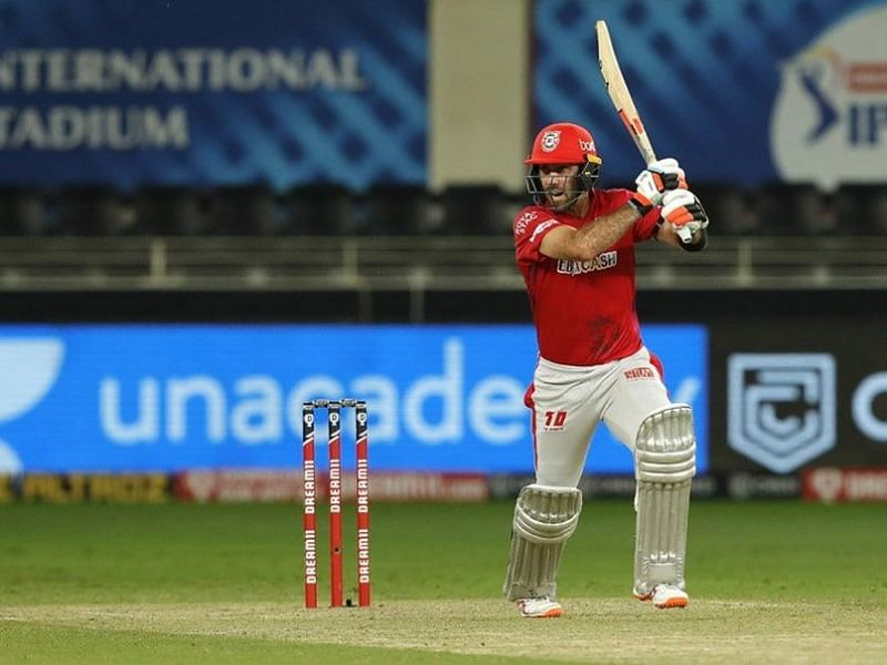 Glenn Maxwell had the worst IPL season one could possibly have