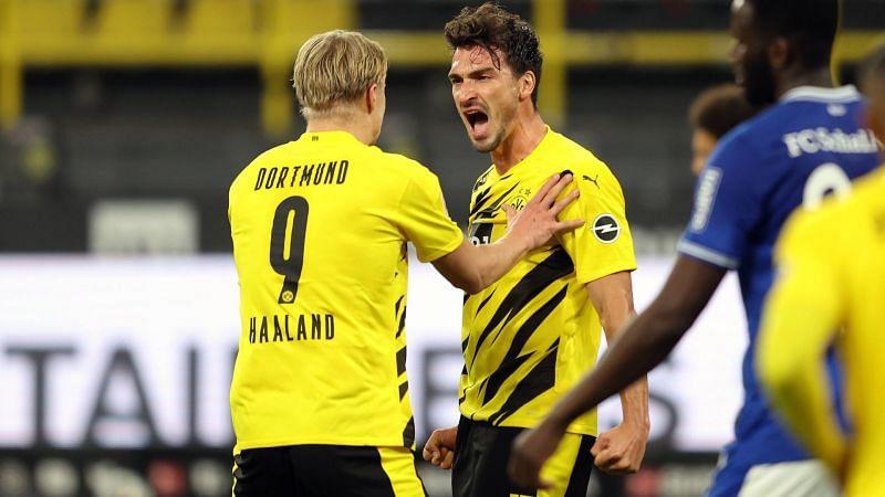 Mats Hummels returned to Borussia Dortmund last year after three seasons at Bayern Munich.