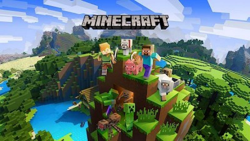 Minecraft is one of the best value-for-money games that one can get in the market (Image via Techbigs)