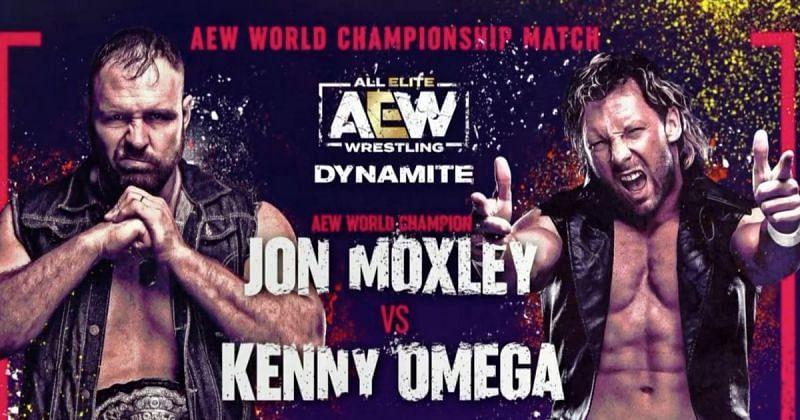 Jon Moxley vs. Kenny Omega.