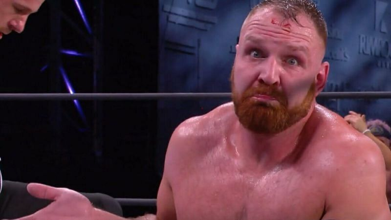 AEW Champion Jon Moxley