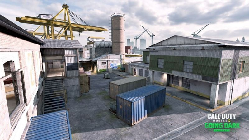 Hackney Yard Map in COD Mobile Season 12: All you need to know (Image via Activision)