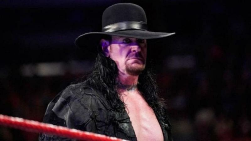 The Undertaker talks about his first stint as a wrestler