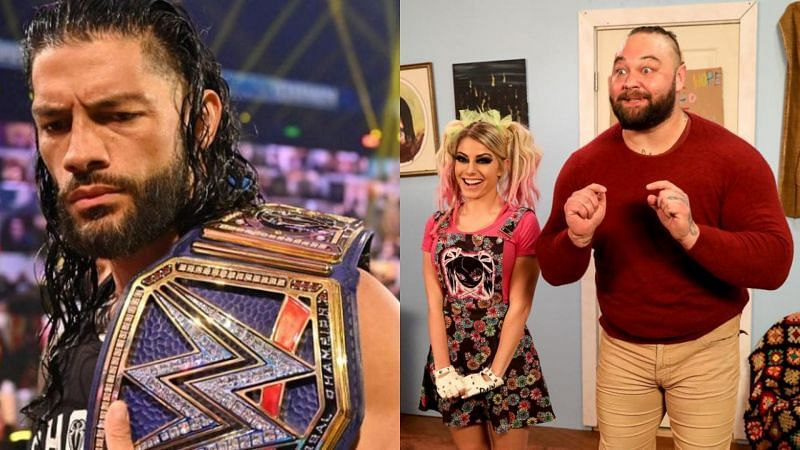 Which matches could be in the plans for WWE TLC?