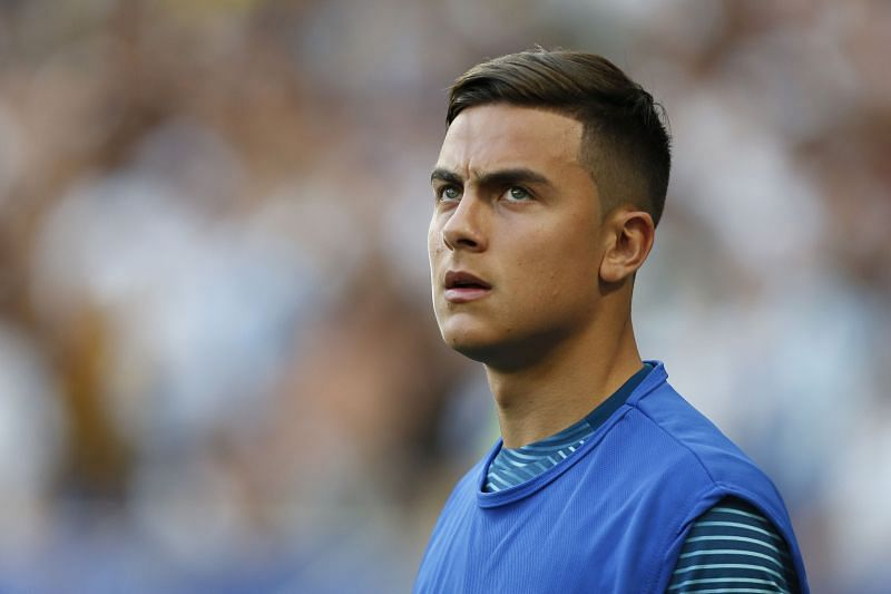 Paulo Dybala is unavailable for Argentina through injury