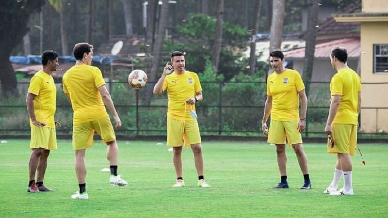 Mumbai City FC (ISL Media)