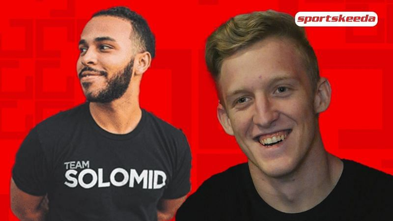 TSM Hamlinz and Tfue