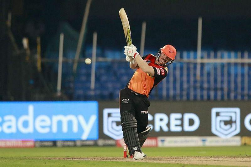 Can David Warner guide the Sunrisers Hyderabad to the IPL 2020 final? (Image Credits: IPLT20.com)