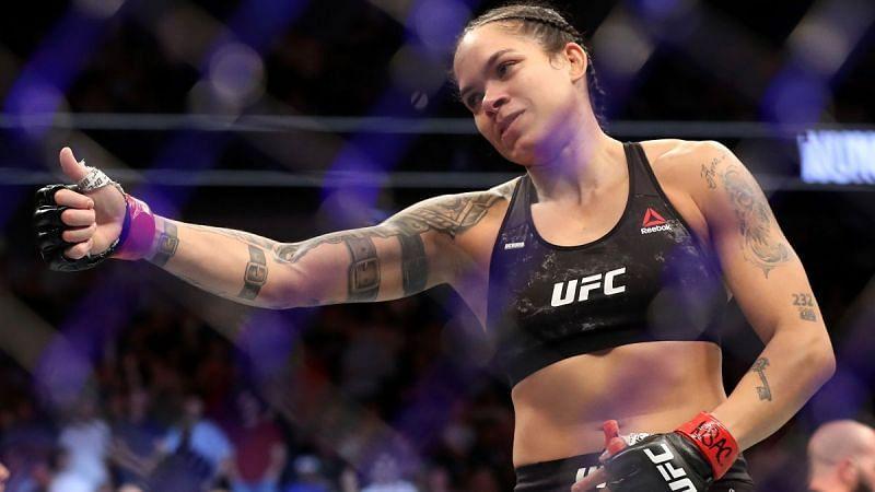 Amanda Nunes - UFC Women