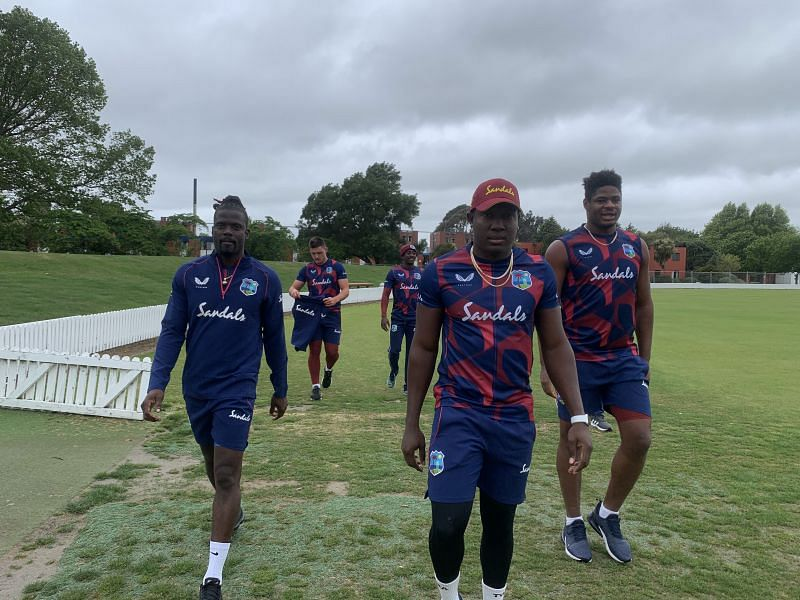 West Indies side will travel to Queenstown for practice matches [Cricket West Indies]