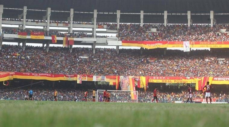 The Kolkata Derby will be played without fans this season