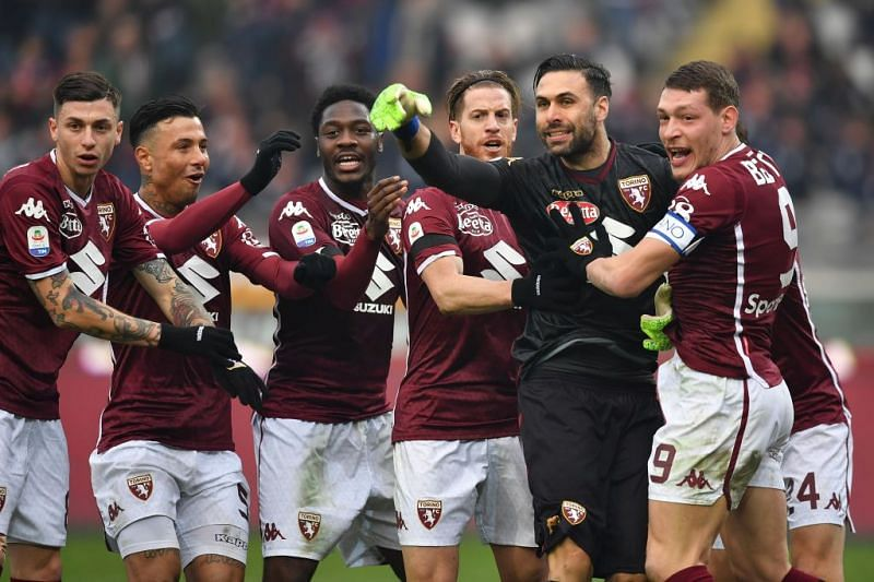 Torino welcome Crotone on Sunday hoping to build on their midweek victory in Genoa