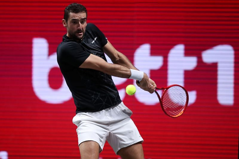 Marin Cilic at the Cologne 1 event