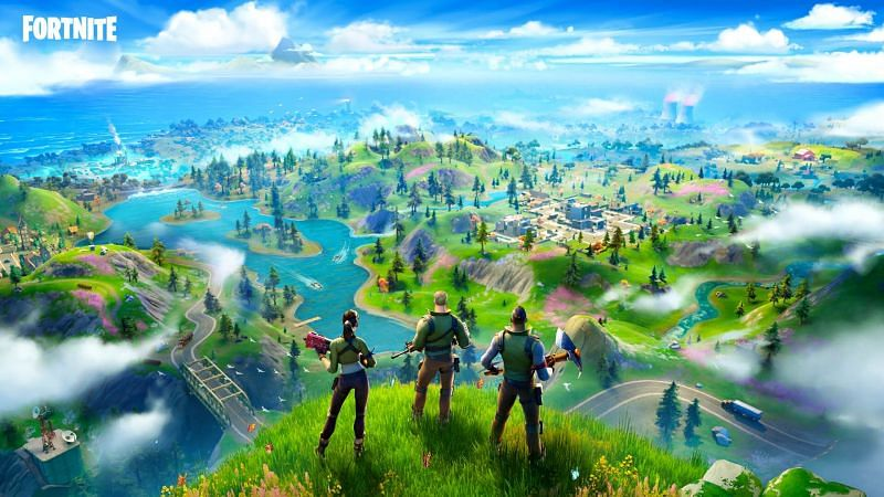 A New Fortnite Map Could Be On The Way In Chapter 2 Season 5 Fortnite season 11 map changes | is the new fortnite map bigger? a new fortnite map could be on the way