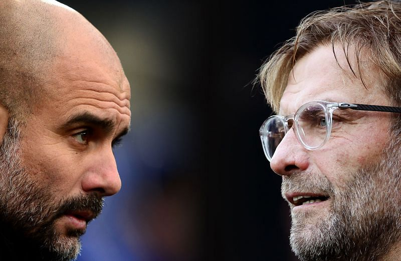 Manchester City take on Liverpool this weekend
