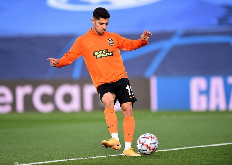 Shakhtar Donetsk need a victory in this game