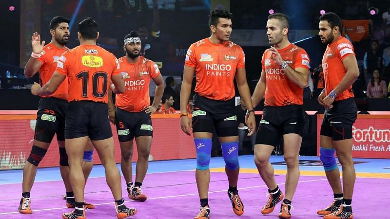 U Mumba made it to the playoffs in the past two editions of PKL but couldn