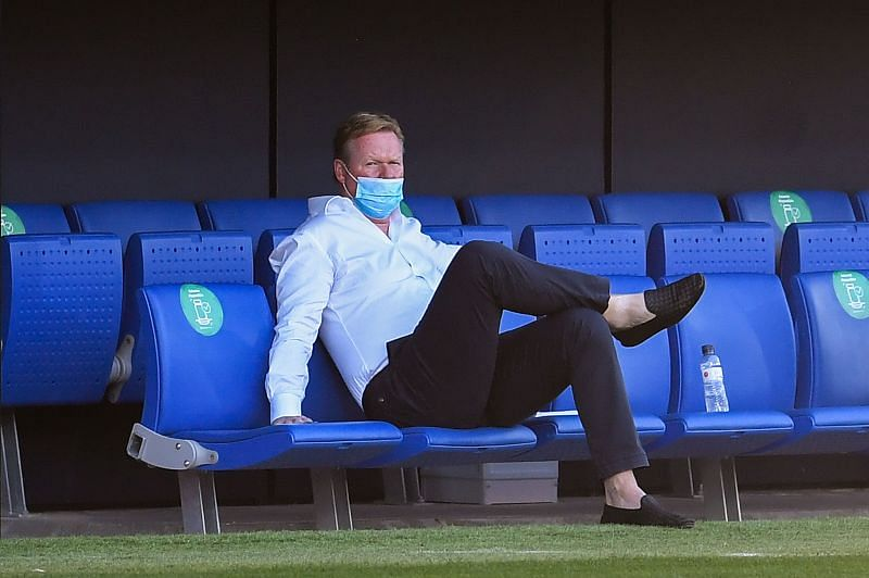 Ronald Koeman risks losing Dembele for free