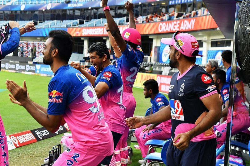 Rajasthan Royals were the masters of big run chases in IPL 2020 [iplt20.com]