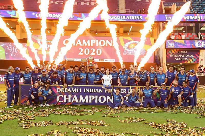 Bumrah is also happy that MI finally broke the jinx of winning the IPL title only in odd years
