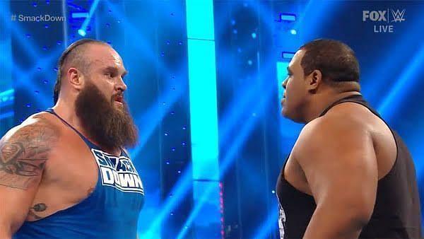 क्या कीथ ली WWE Survivor Series 2020 में हील टर्न लेने वाले हैं?