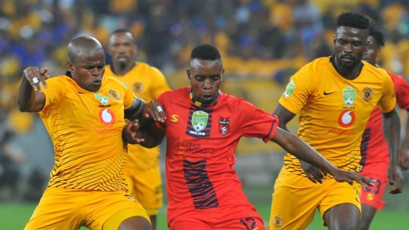 Kaizer Chiefs take on TS Galaxy this week. Image Source: Yahoo Sports