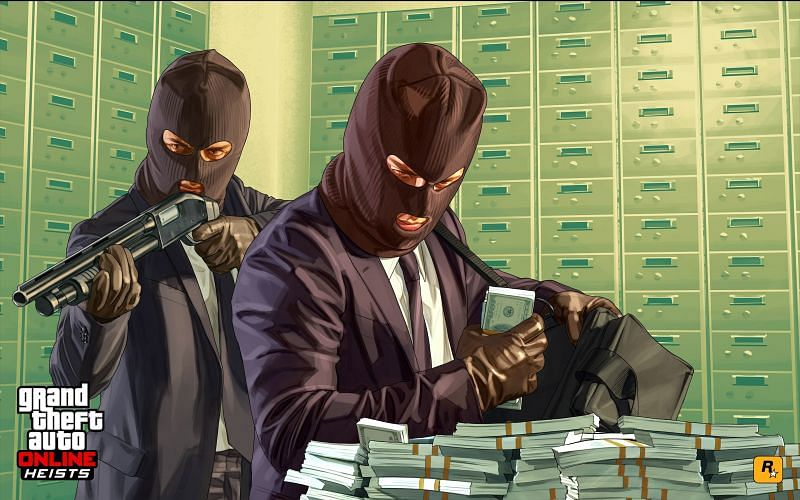 GTA Online alone is regularly bringing in huge amounts of money for Rockstar Games (Image Credits: Mic)