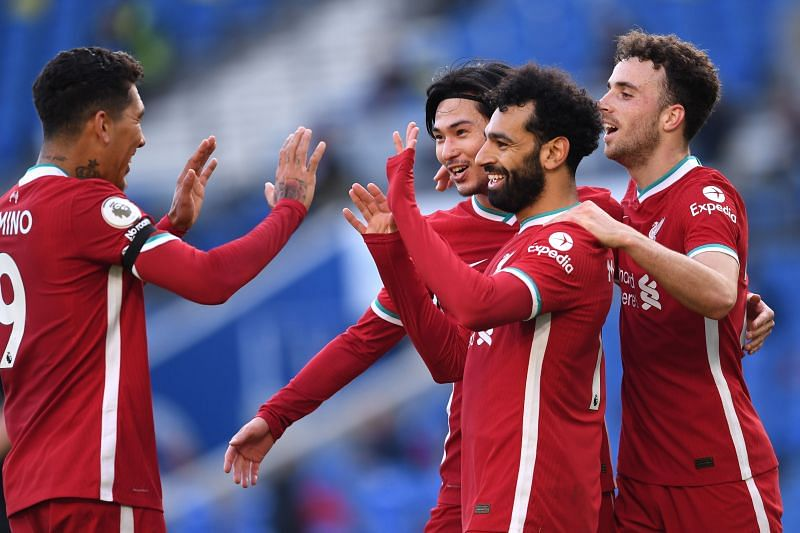 Brighton And Hove Albion 1 1 Liverpool Reds Player Ratings As Late Penalty Pegs Champions Back Premier League 2020 21