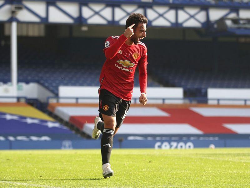 Manchester United talisman Bruno Fernandes