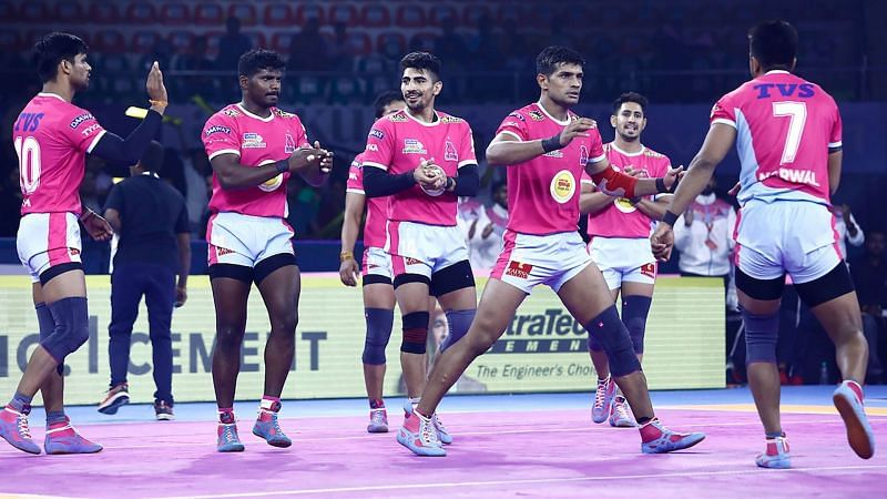 Jaipur Pink Panthers are all set to launch their web series named