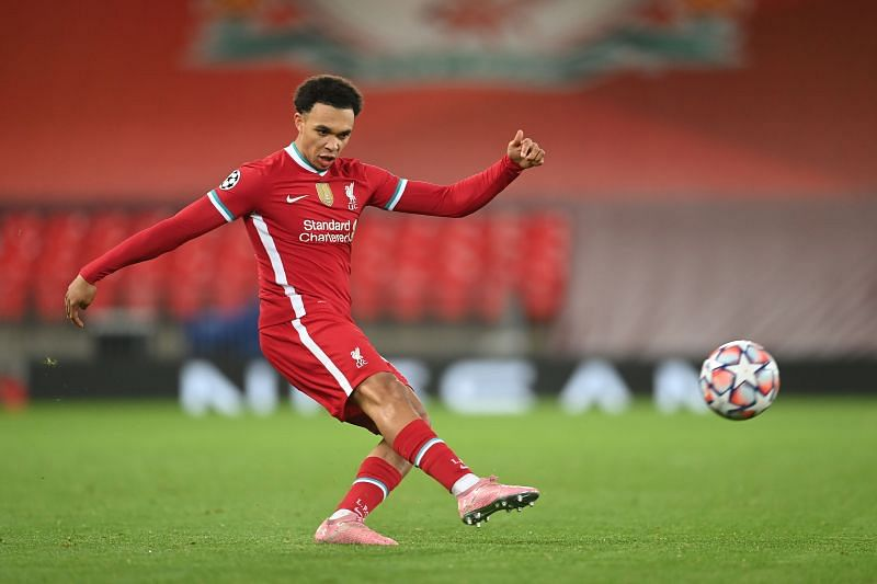 Trent Alexander-Arnold is one of football