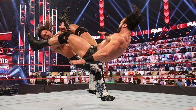 WWE RAW was a fun, albeit slightly long show, this week