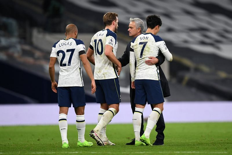 Tottenham recorded a statement win against Manchester City