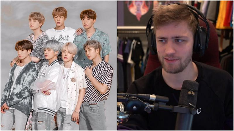 Popular Twitch streamer Sodapoppin recently clashed with BTS fans