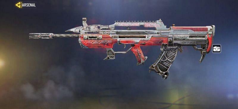 Type 25 – Bloody Vengeance