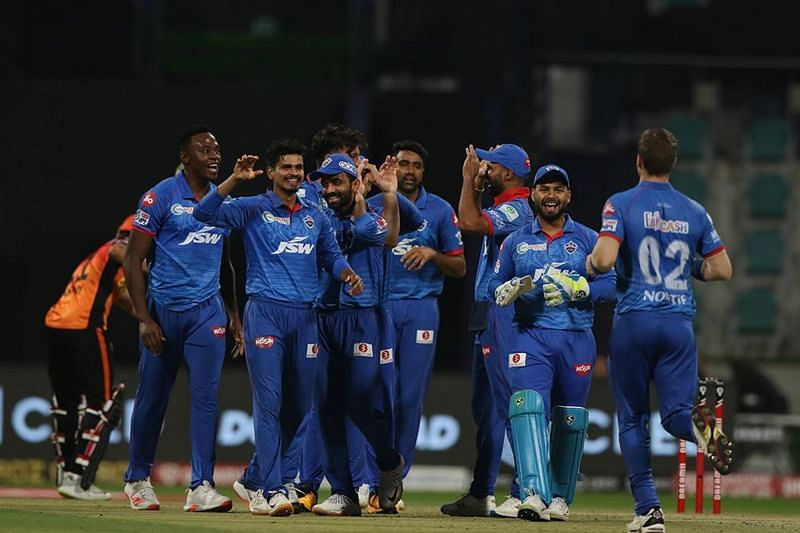 The Delhi Capitals has put together a strong nucleus of young cricketers [P/C: iplt20.com]